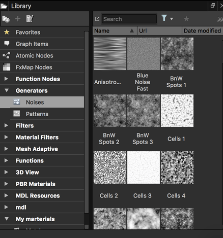 My experience with Substance Designer in web 3D - By