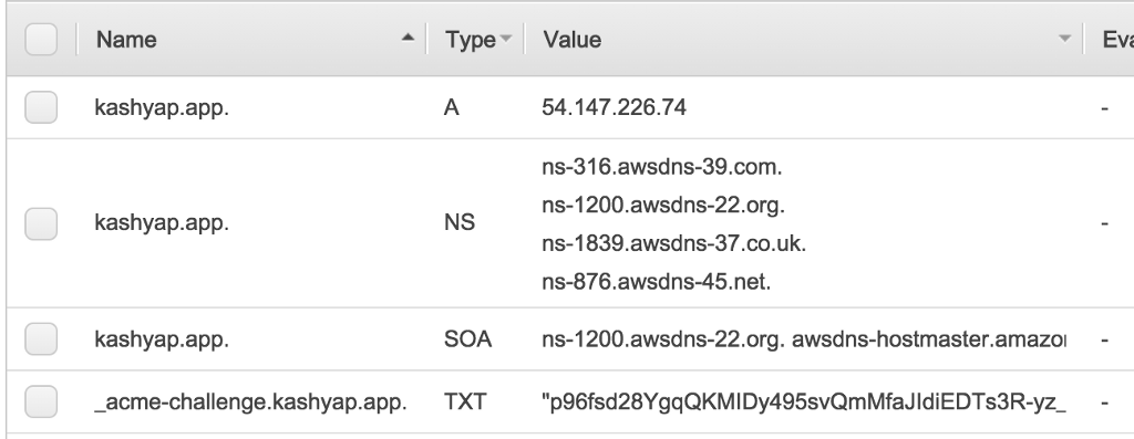 Deploying SSL enabled React/Angular/Vue applications to AWS