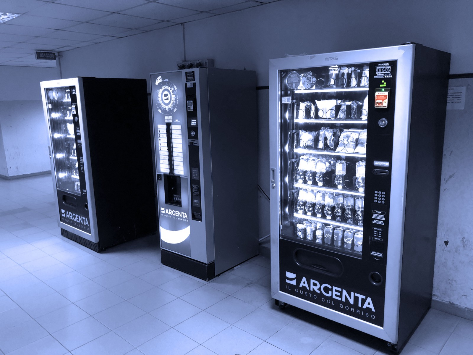 How I hacked modern Vending Machines - By Matteo Pisani
