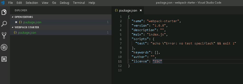 Let's Get Started with Webpack 4 - By Vikas Yadav