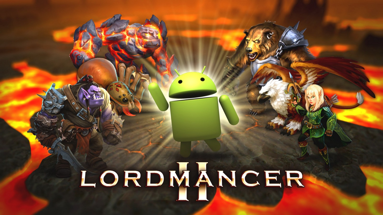 Mobile MMORPG Lordmancer II is officially launched on