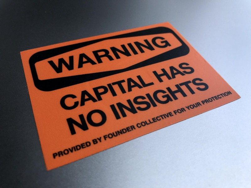 /the-warning-label-that-should-come-with-venture-capital-9432500b7195 feature image