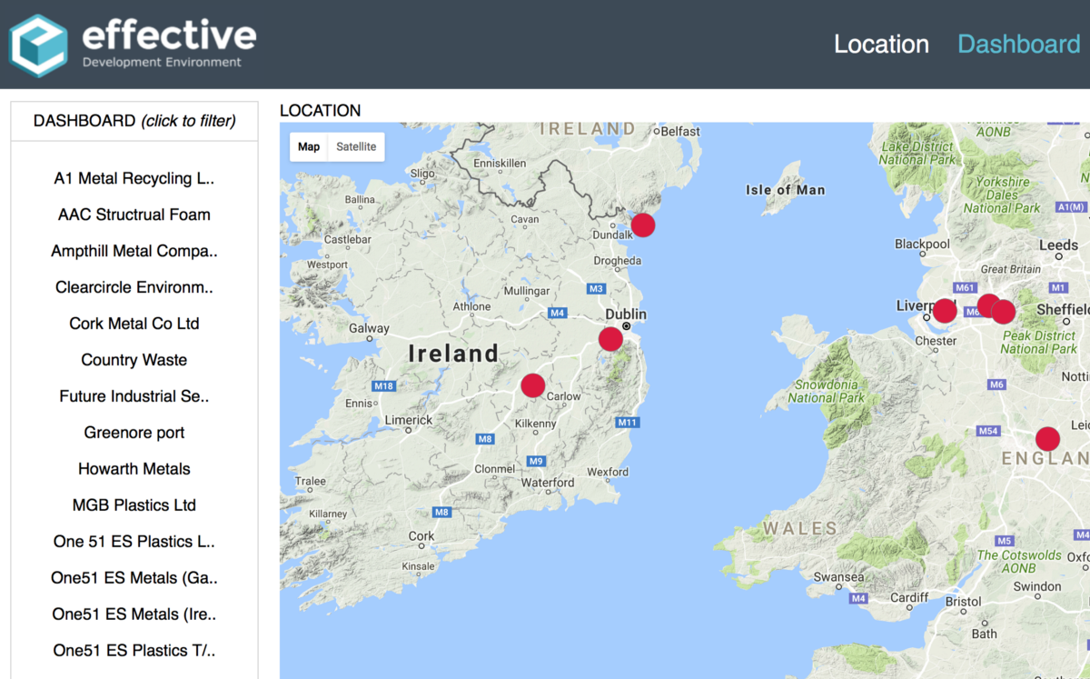 d3 js and Google Maps API in 11 easy steps - By