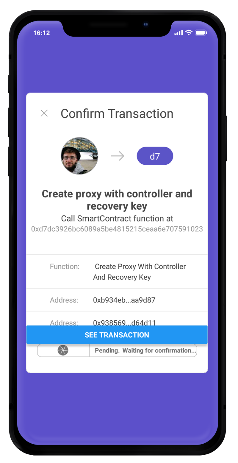 Launch A Decentralized Identity Application using the