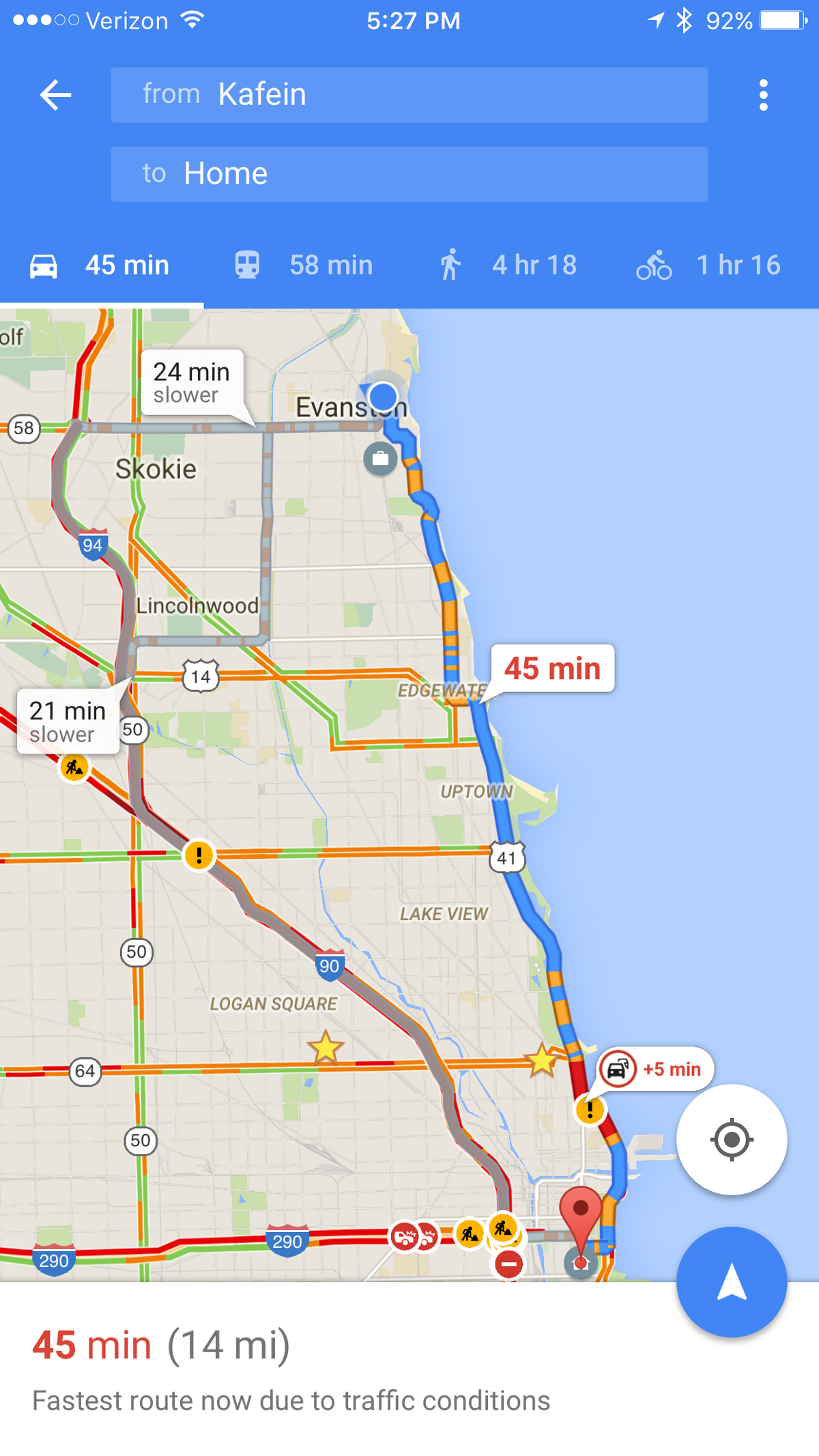 Apple Maps v  Google Maps and why I'm sticking with Google for