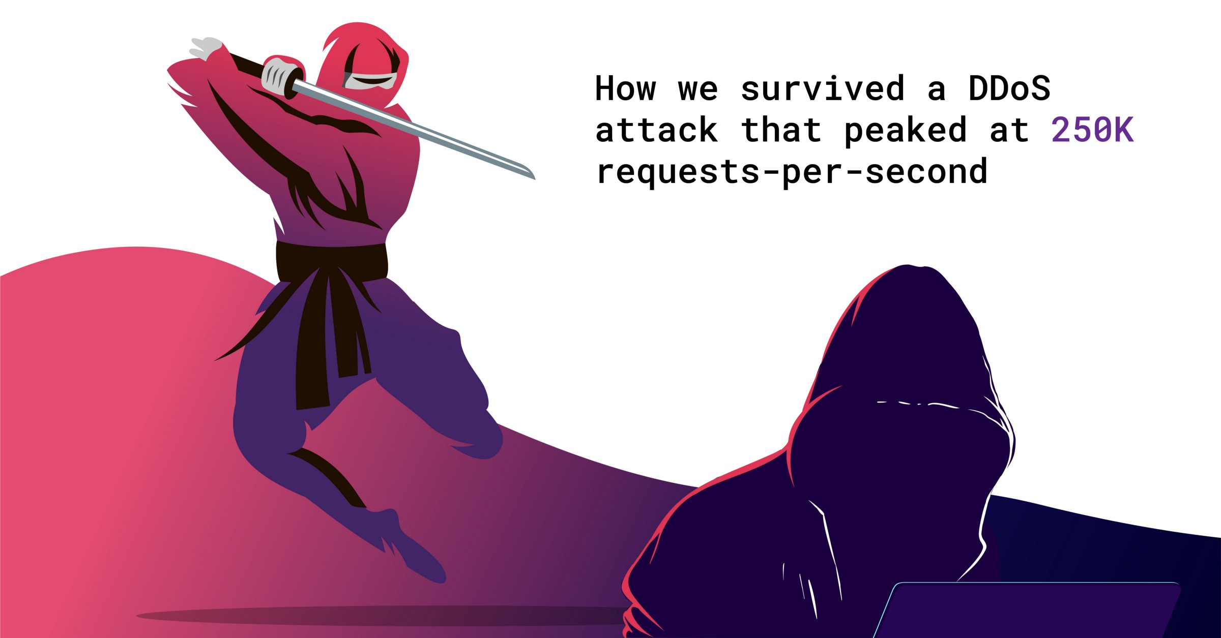 We survived a DDoS attack that peaked at 250k requests-per-second