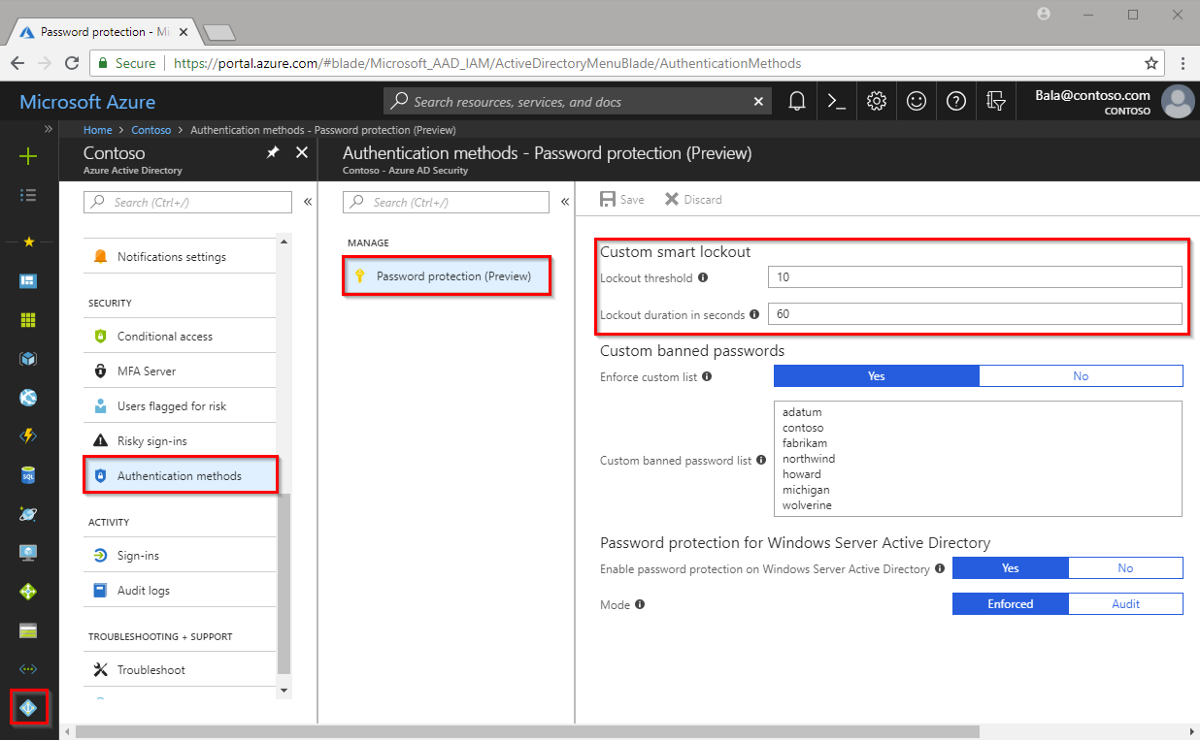 How Azure AD Could Be Vulnerable to Brute-Force and DOS