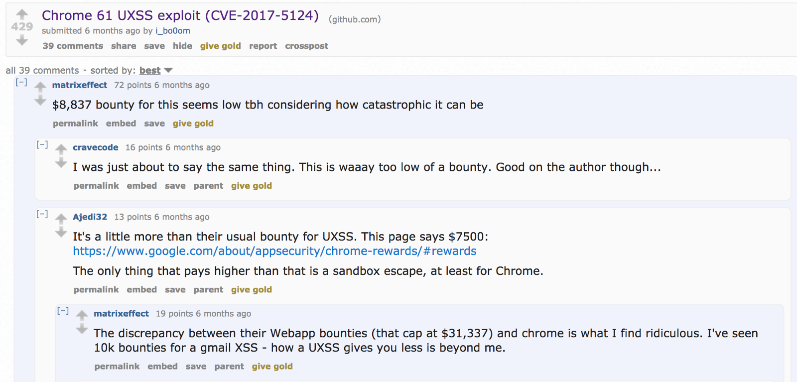 Your privacy costs ~$7500  - By
