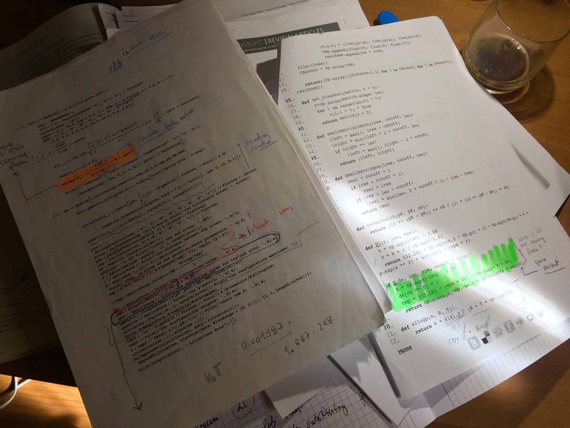 log(x) vs ln(x) — The curse of scientific computing - By