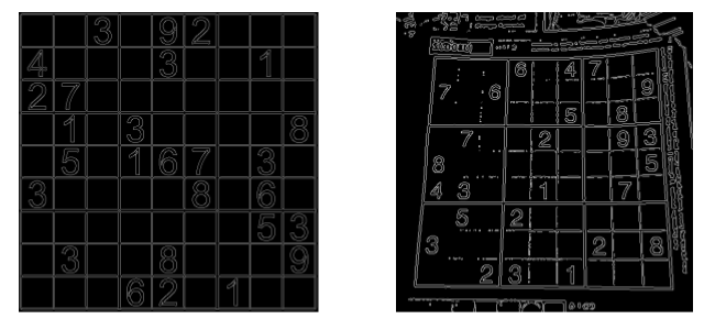 Sudoku Solver with OpenCV 3 2 and Go - By