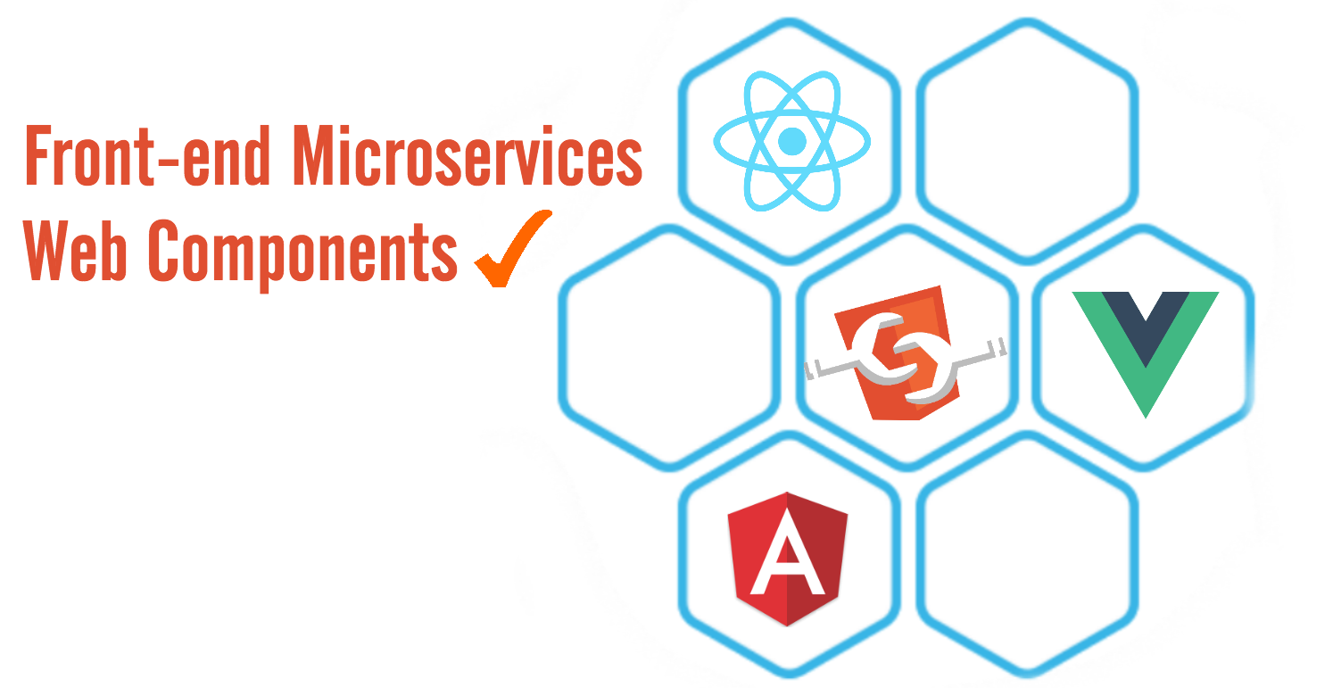 Front-end microservices with Web Components - By