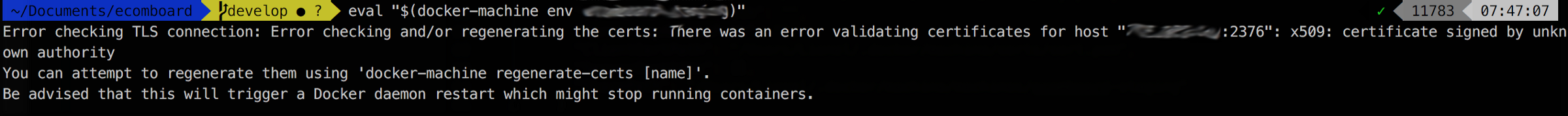 Finally you can share Docker machines — without a script - By