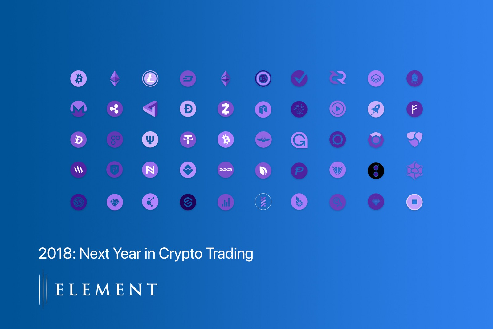 Next Year in Crypto — 11 predictions for 2018 - By ACTUAL Group