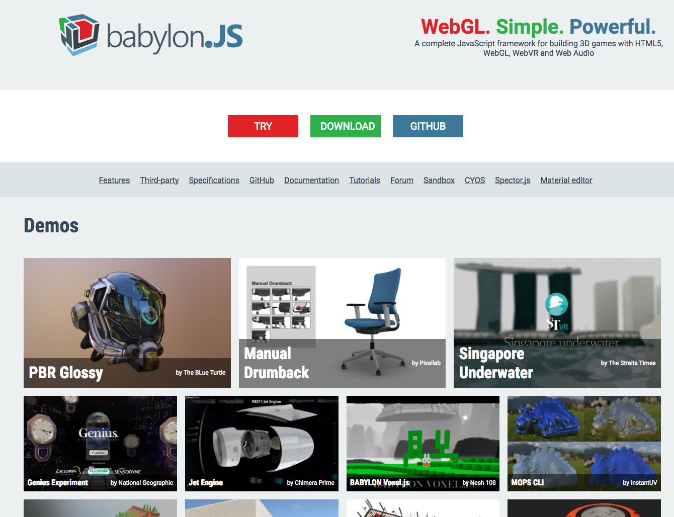 Five Ways To Build WebGL Apps - By