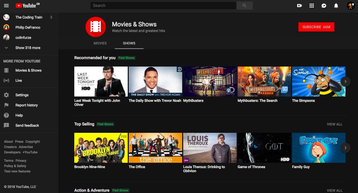 P-YAN Reviews — YouTube Premium (UK) - By