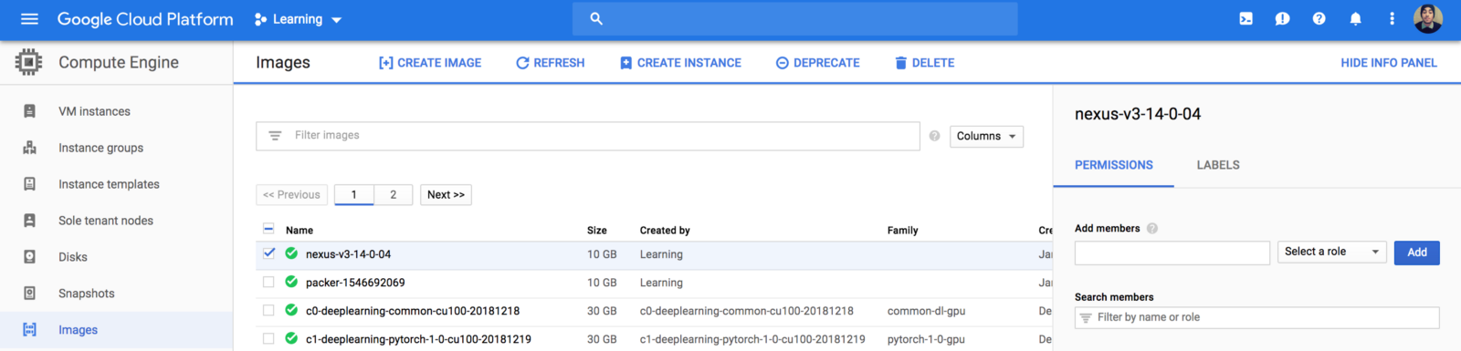 Deploy Private Docker Registry on GCP with Nexus, Terraform and