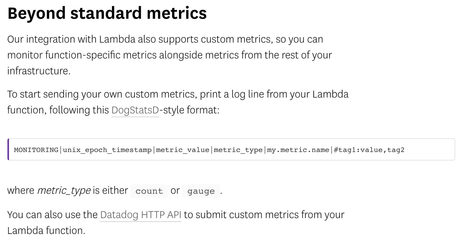 Tips and tricks for logging and monitoring AWS Lambda