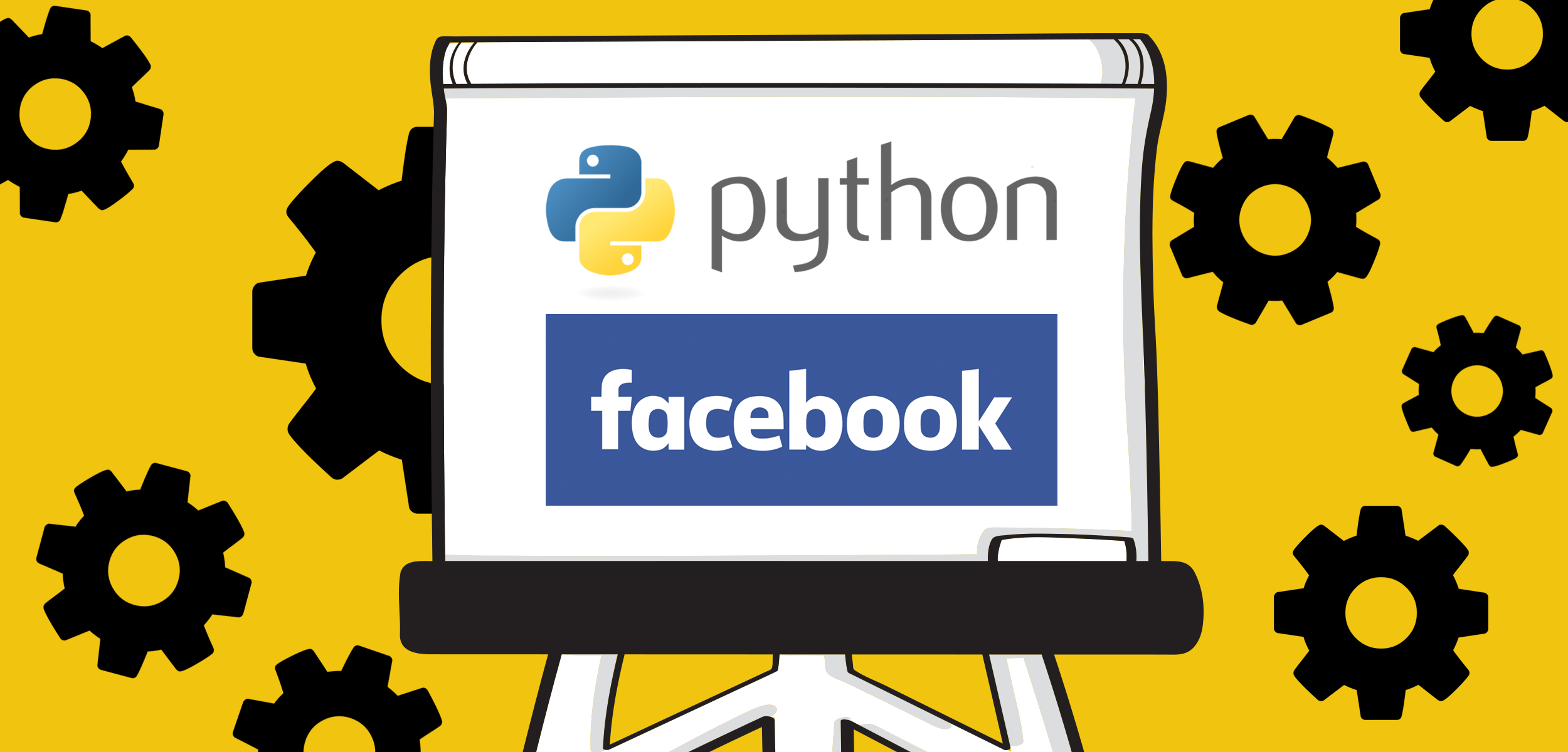 Using Python to automate Facebook group invites - By