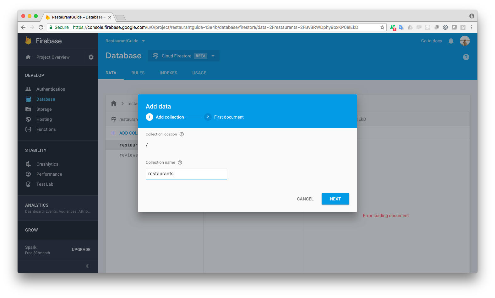 The easiest way (by far!) to build a real React + Firebase