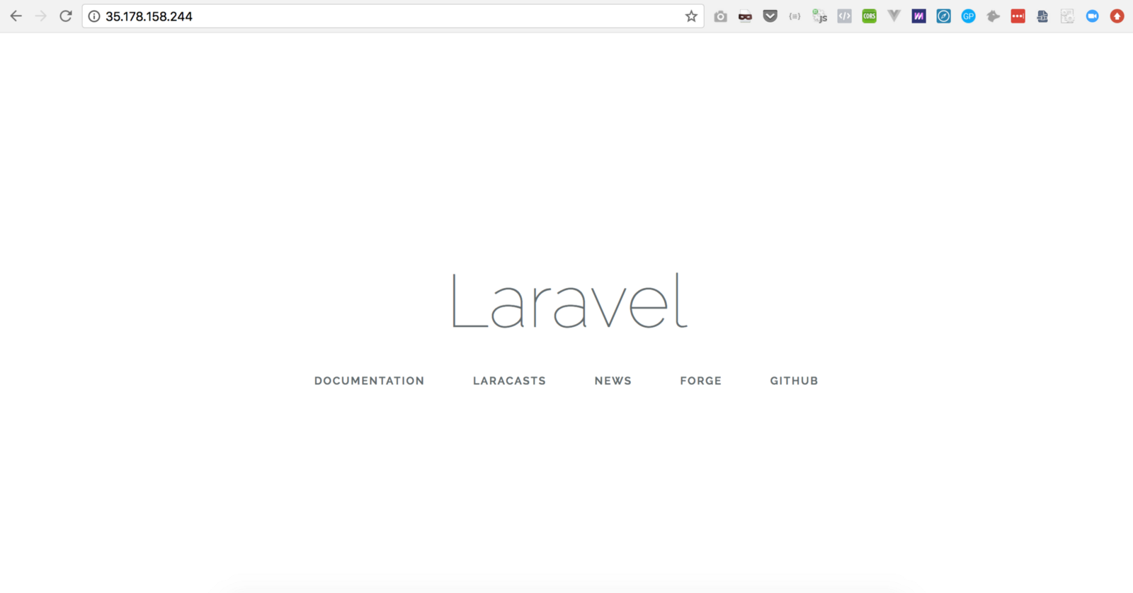 Stop manually provisioning AWS for Laravel — use Terraform instead - By