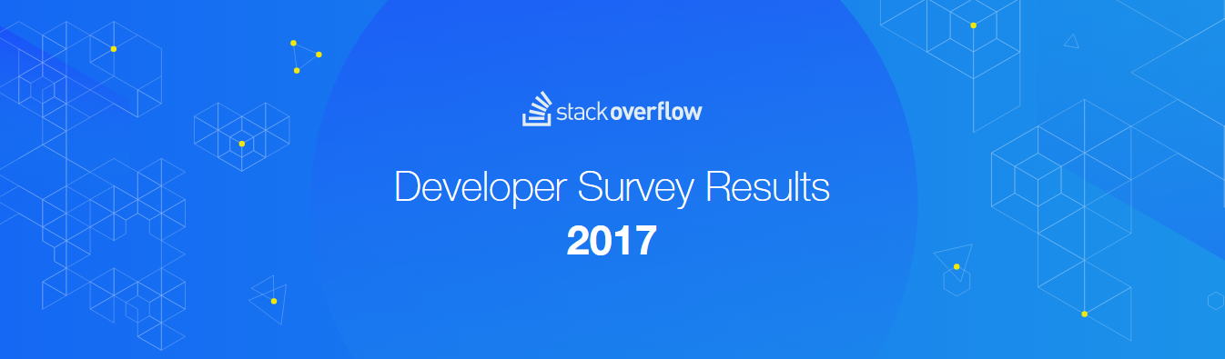 /4-key-takeaways-from-stack-overflow-survey-2017-37f301f58f93 feature image