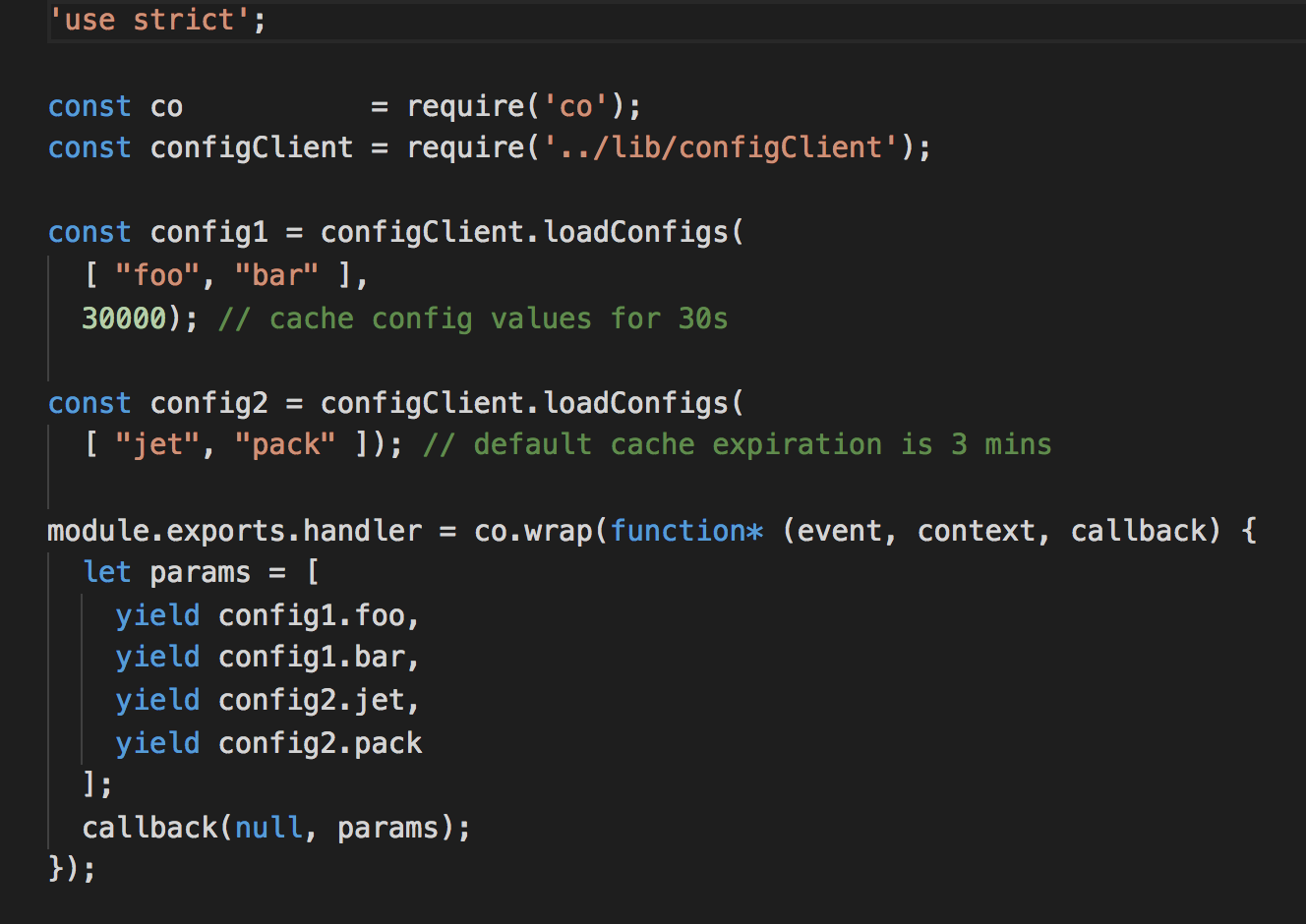 You should use SSM Parameter Store over Lambda env variables