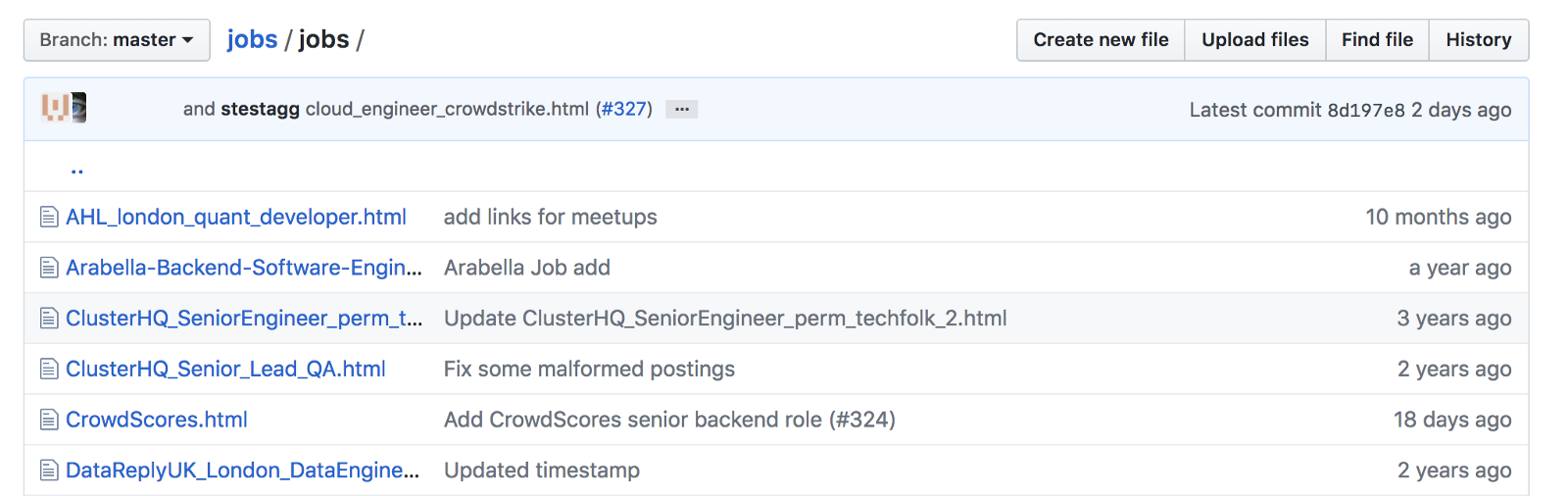 How we Built pythonjobs github io in a week - By Steve Stagg
