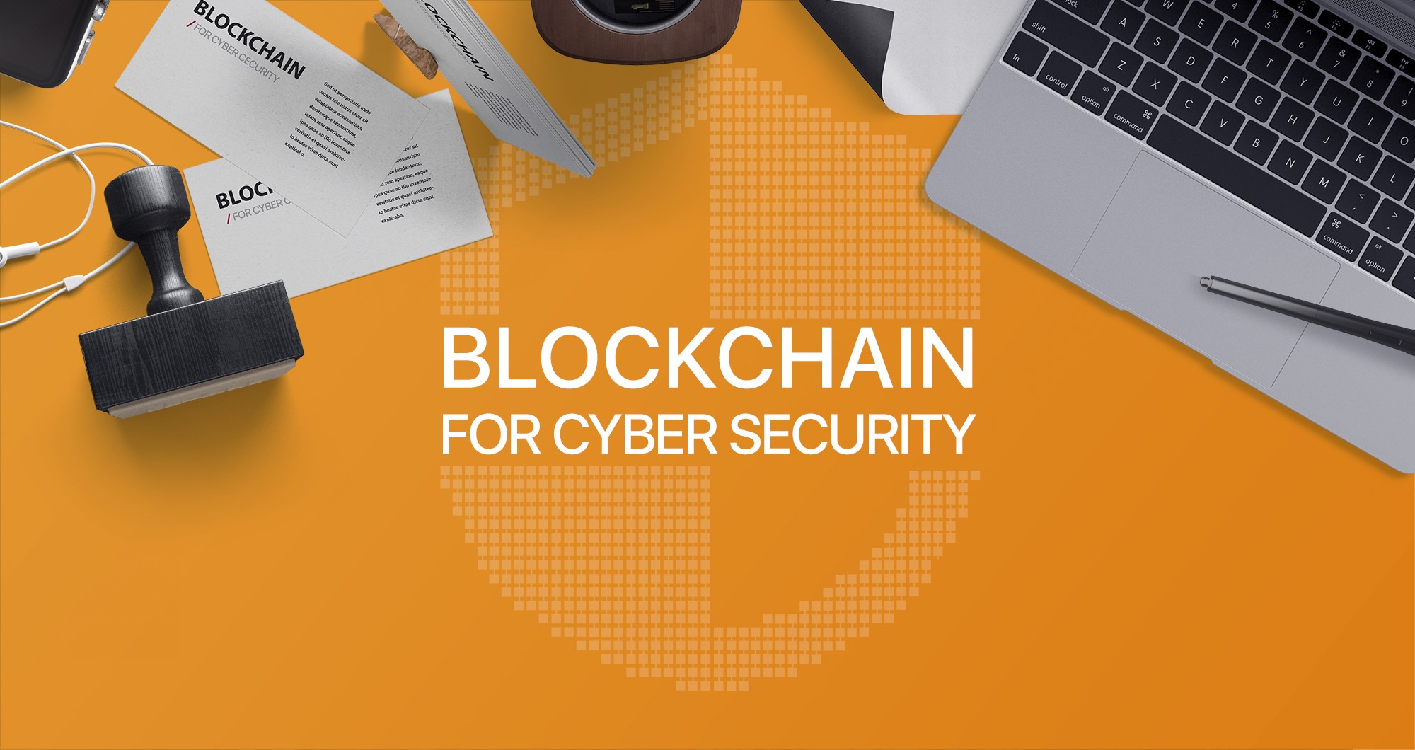 /using-blockchain-technology-to-boost-cyber-security-19b6ef4e6898 feature image