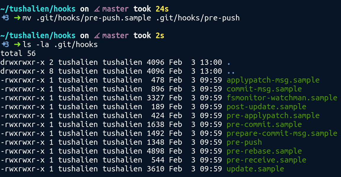How to Use Git Hooks in Your Development Workflow - By