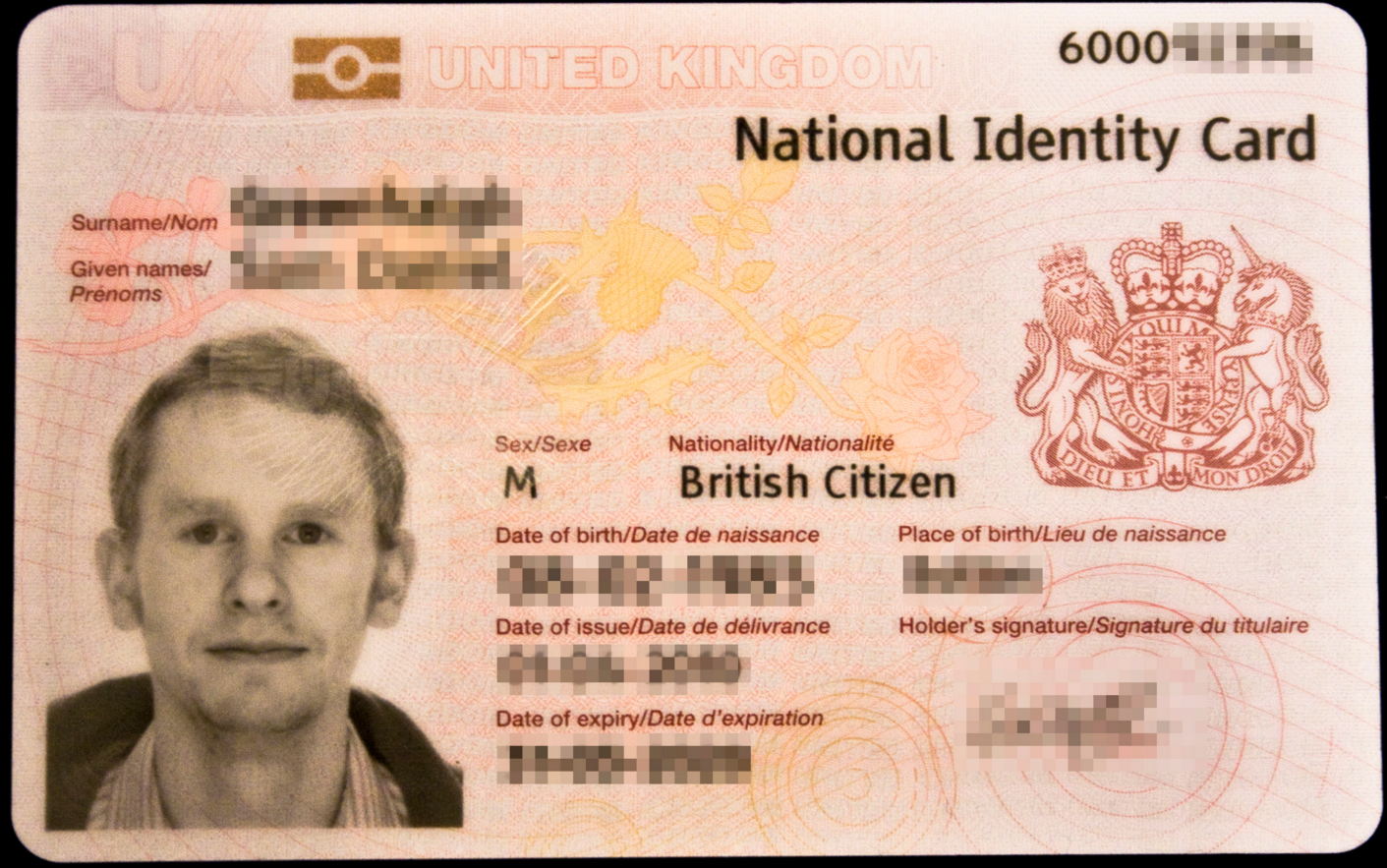 Must Read: Identity Cards and Terrorism  - By