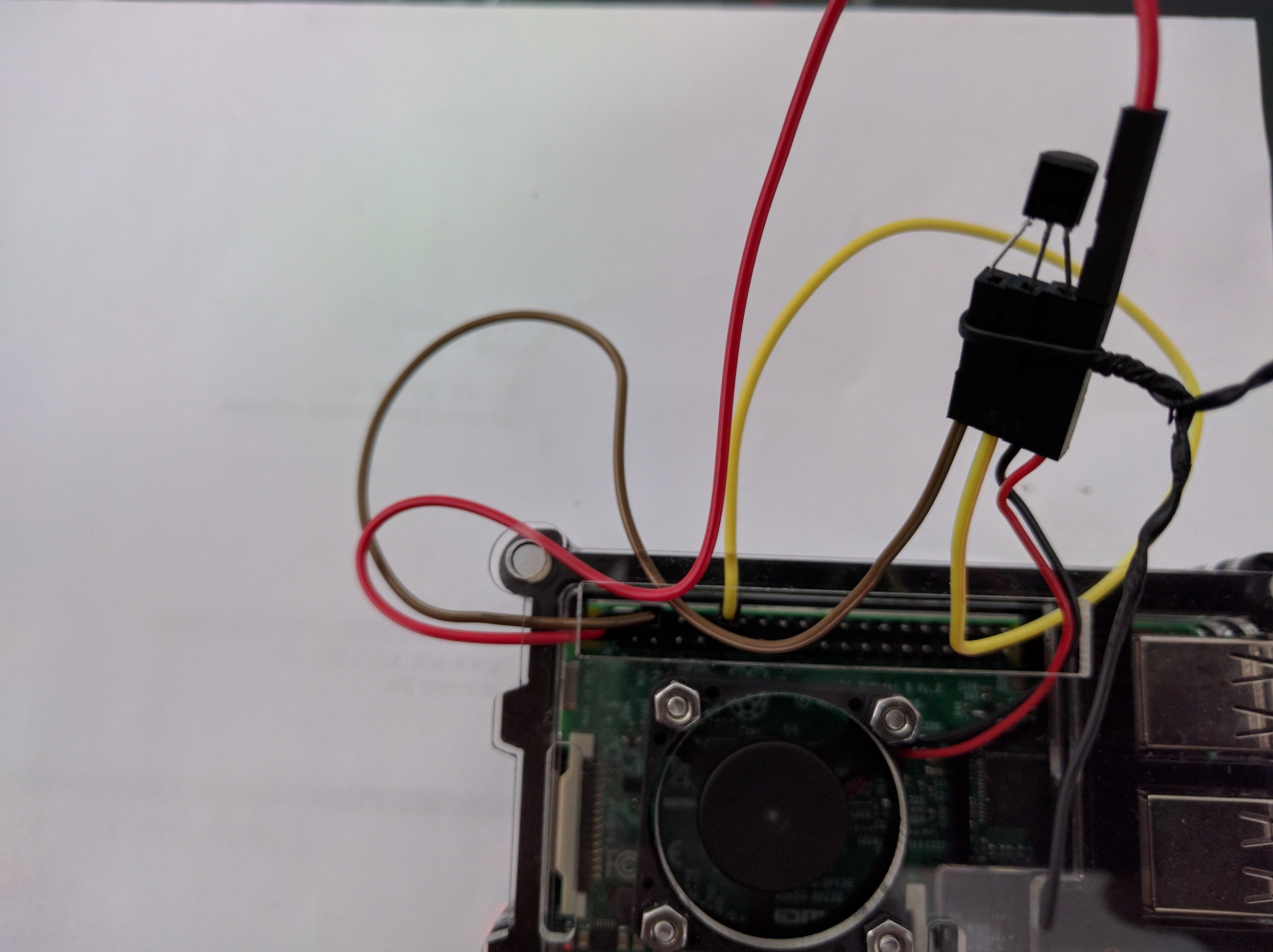 How to control a fan to cool the CPU of your RaspBerryPi - By