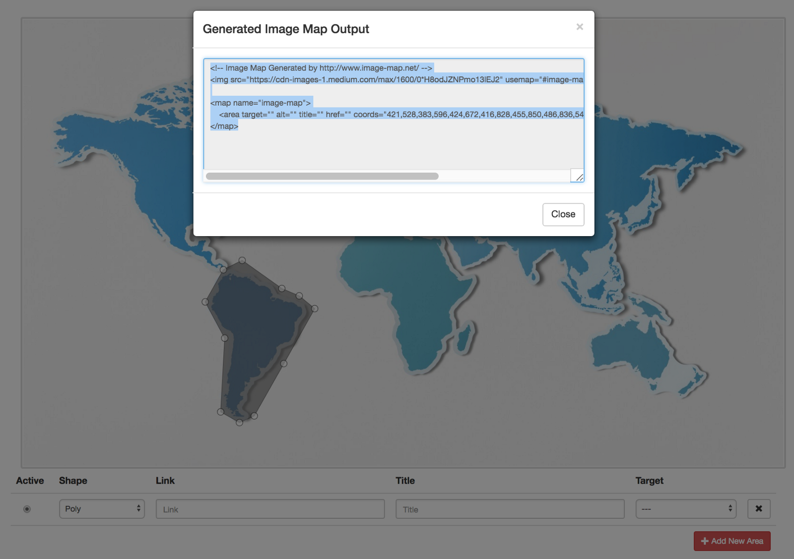 How to Use jQuery and HTML5 <Map> Tag to Highlight Image Areas on