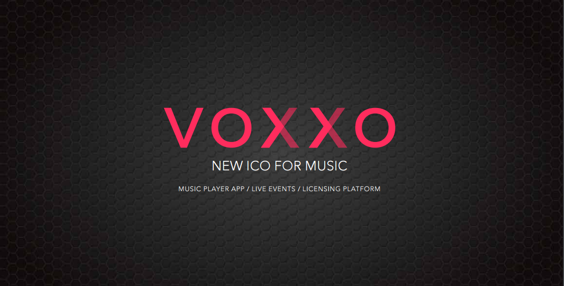 VOXXO: Decentralising the Music Industry - By