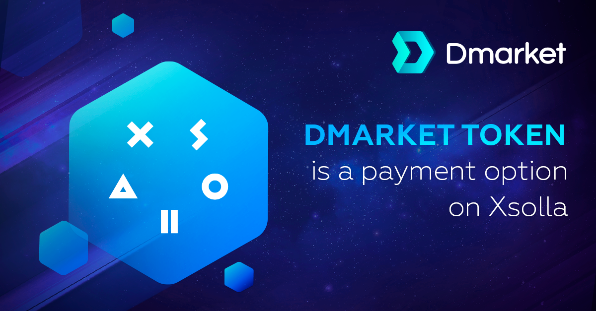 /dmarket-announces-partnership-with-xsolla-9bc34aacc045 feature image