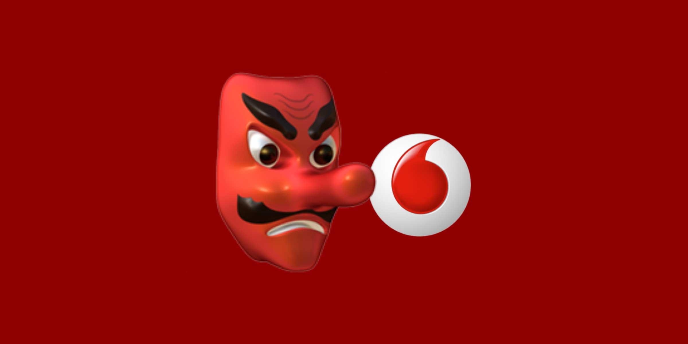Dear Vodafone, please respect my privacy - By Frank Lämmer