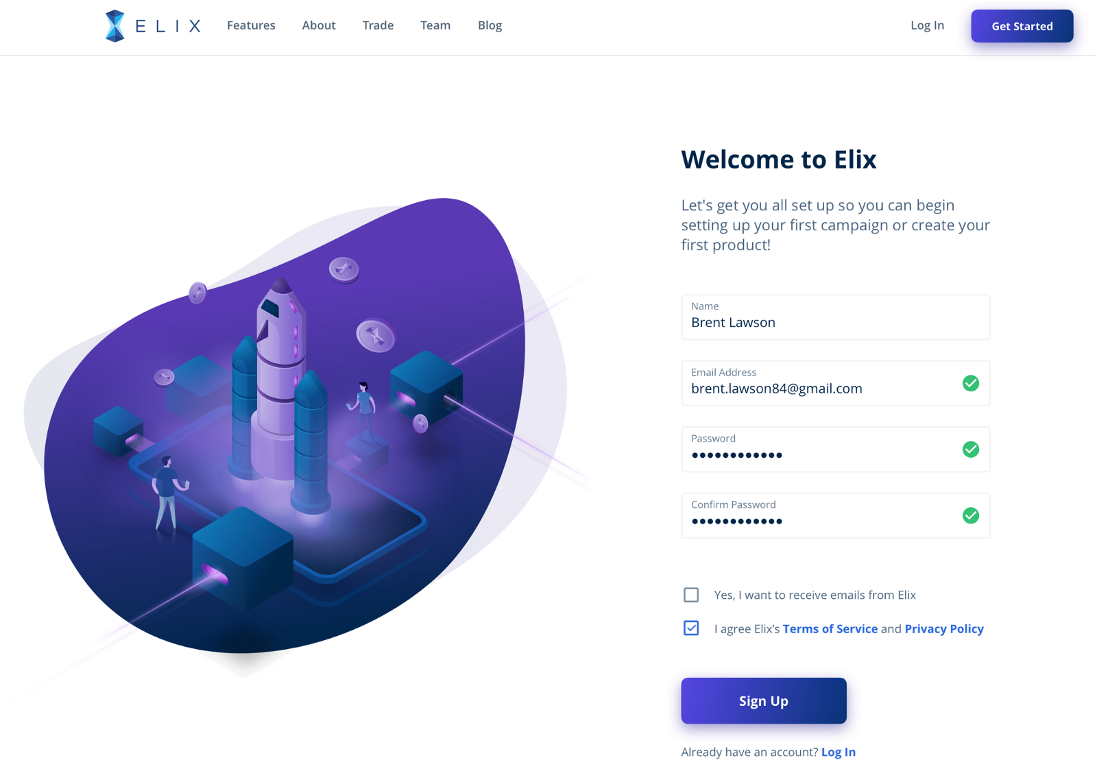 /the-elix-web-portal-is-out-62e82fb40a65 feature image