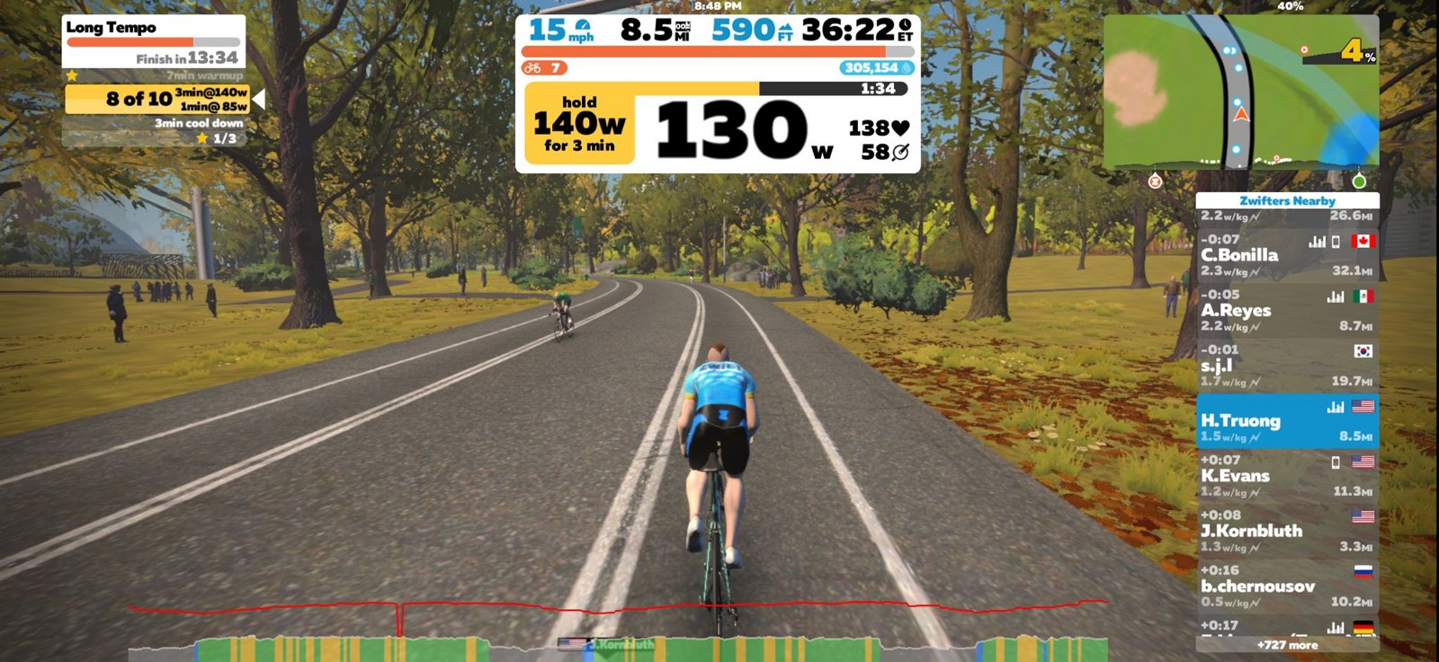 Making an iOS Zwift Clone to Save $15 a Month! Part 1: Core