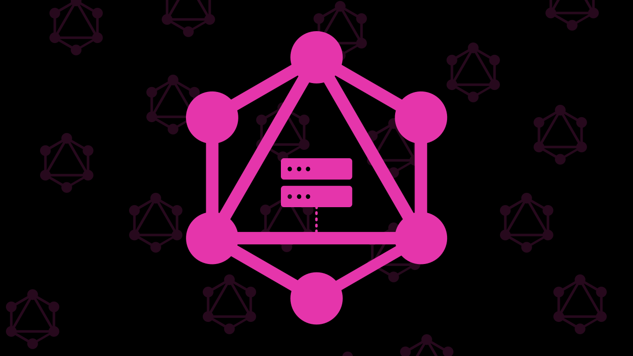 Creating a structured, hot-reloadable GraphQL API with