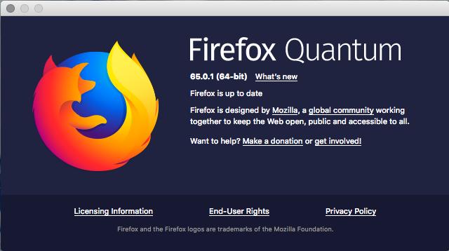 Firefox: Hide Tabs - By