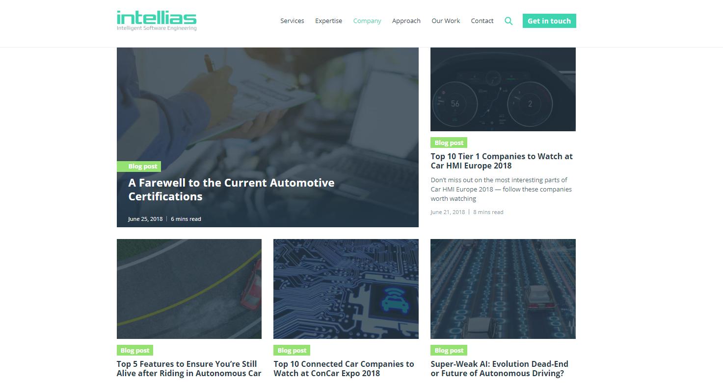 Top 15 Autonomous Driving Technology Blogs You Should Be Reading
