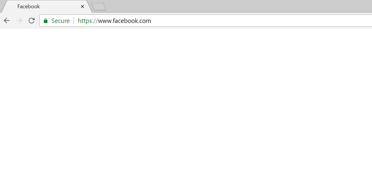 Dear Facebook, Kindly Fix the White Screen of Death Error - By