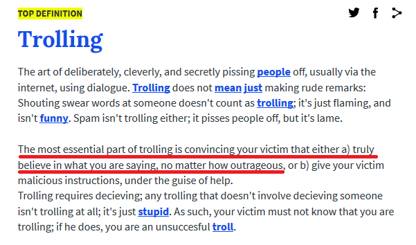 Bitcoin Trolling Matters and Toxicity - By