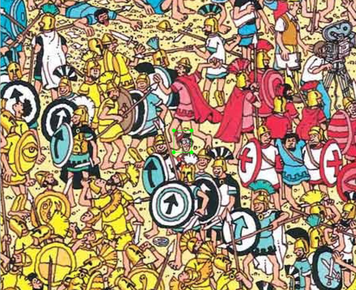 Where's Waldo : Terminator Edition - By