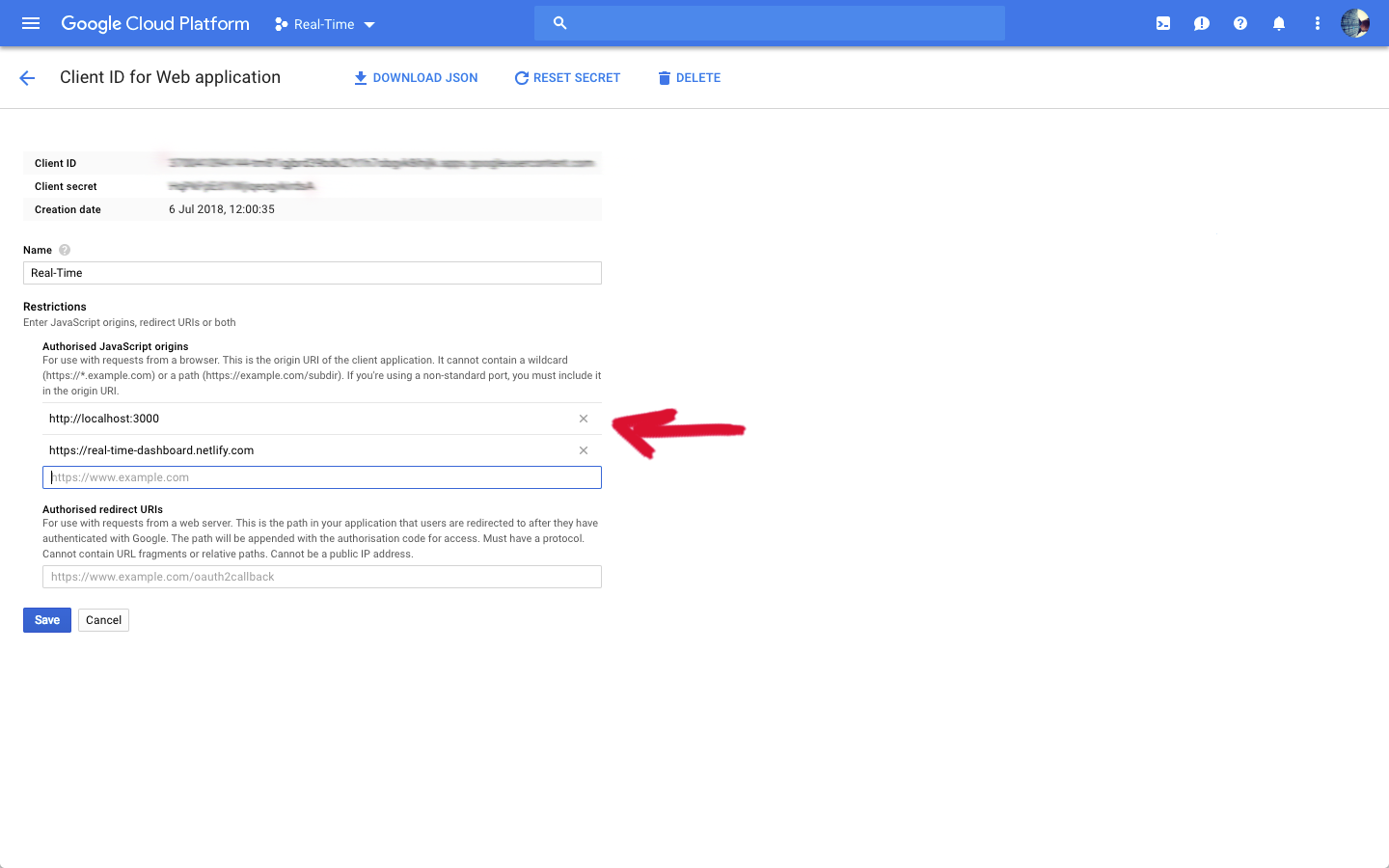 Using the Google Real Time Reporting API - By jesse