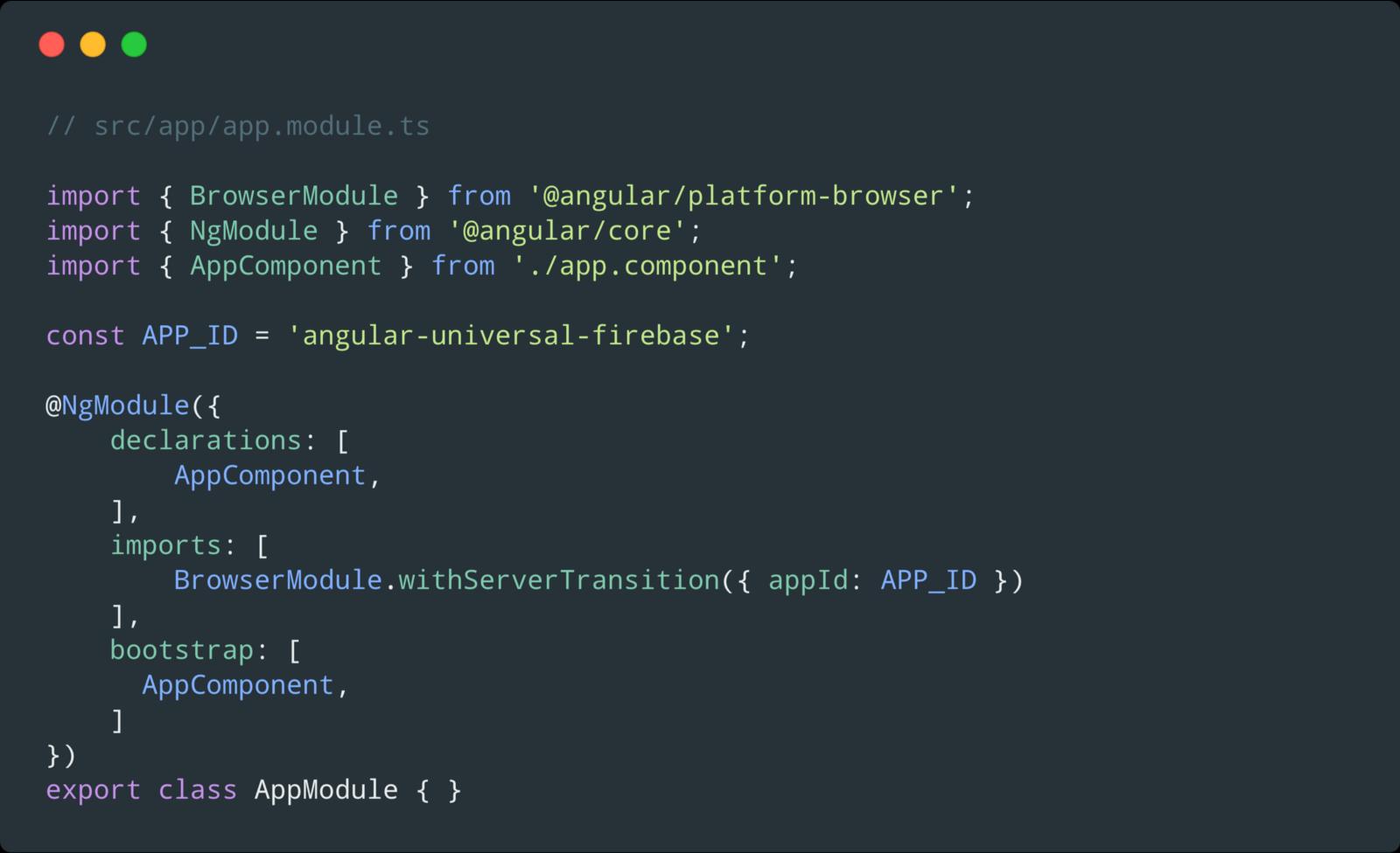 Deploying Angular Universal v6+ with Firebase 🚀 🔥 - By