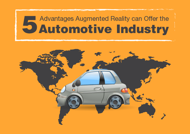 5 Advantages Augmented Reality Can Offer The Automotive Industry Hacker Noon