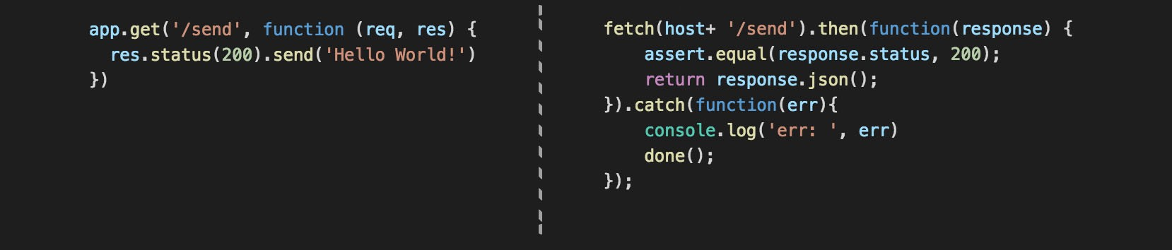 Nodejs][React] Isomorphic-Fetch: the suspicious part - By