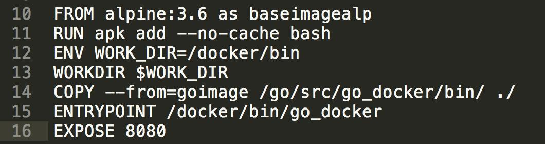Golang & Docker — Microservices (RESTful API) for Enterprise Model - By