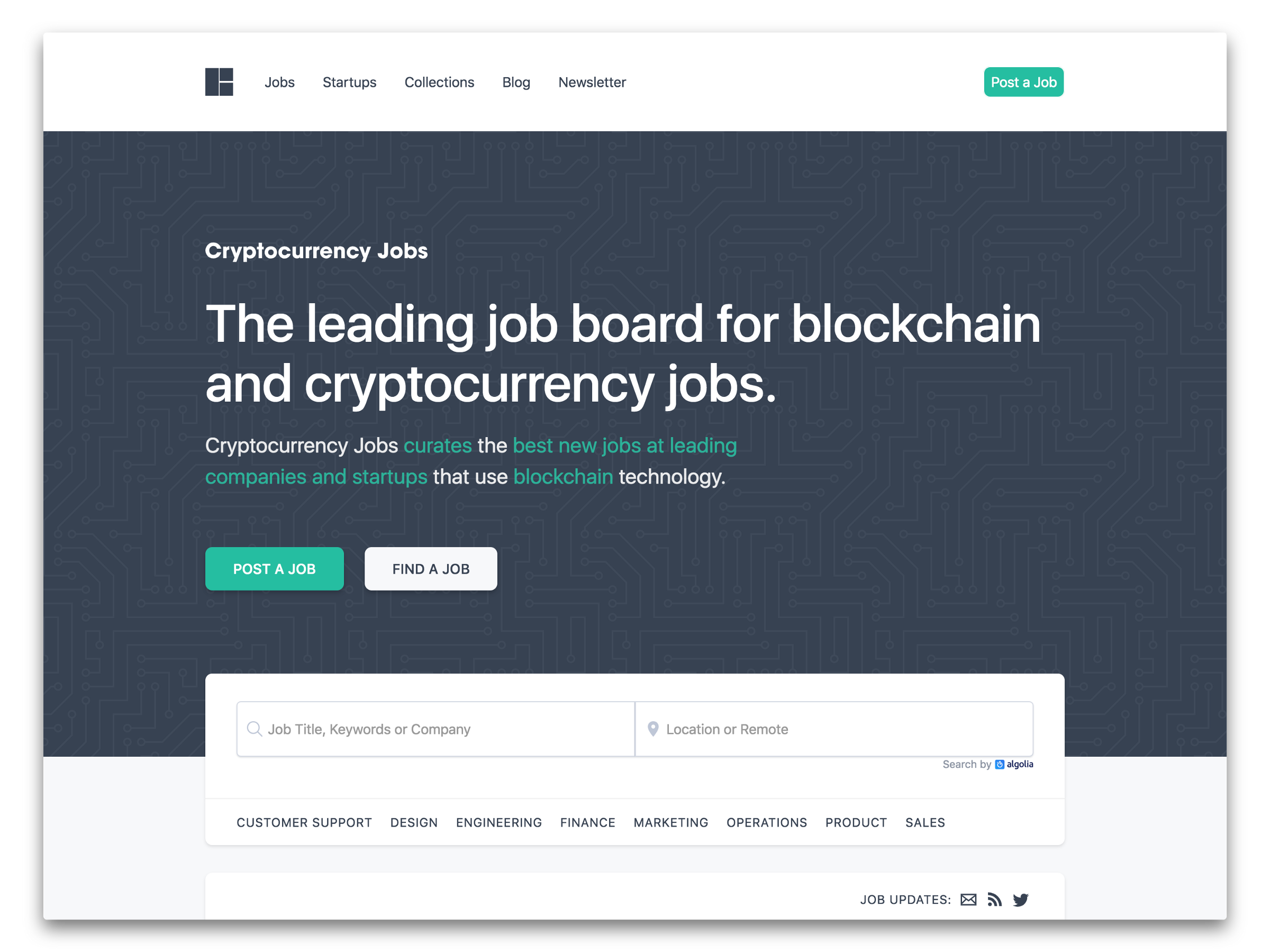 /state-of-the-blockchain-and-cryptocurrency-job-market-in-2018-aa3c0b58451f feature image