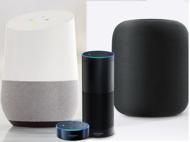 Why Amazon and Google Are Fighting to Lead the Voice-First Economy